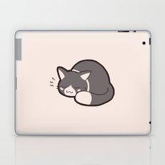 Sleepy Kitty Laptop & iPad Skin
