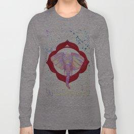 Root-Muladhara Long Sleeve T-shirt