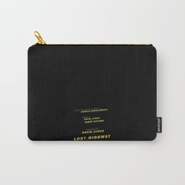 Lost Highway Carry-All Pouch