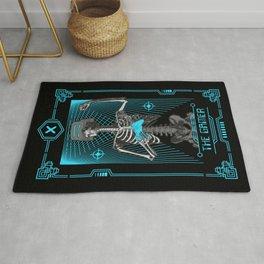 The Gamer X Tarot Card Rug