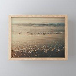 Deep Wide Ocean Framed Mini Art Print