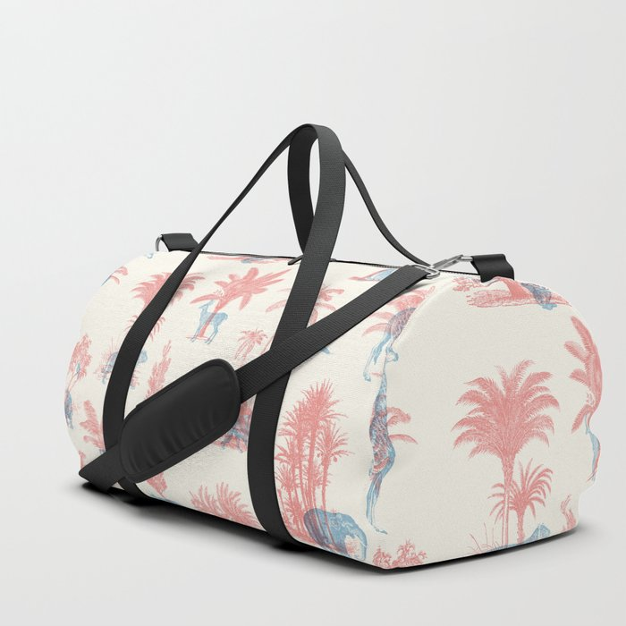 Where they Belong - Pastel Colors Duffle Bag