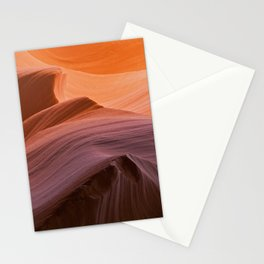 Sunset Waves Stationery Cards