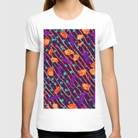 psychadelic T-shirts featuring Psychadelic Natural Pattern #5 by Andrej Balaz