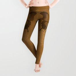 Golden Fairy Leggings