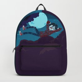 Marshall lee Backpack