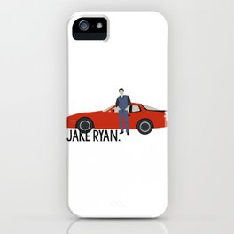 Jake Ryan 16 Candles iPhone Case