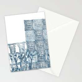 Street art Stationery Cards