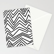 Graphic_Chevron freehand Stationery Cards