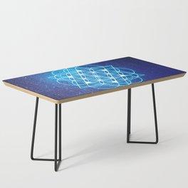Sacred Geometry Coffee Table