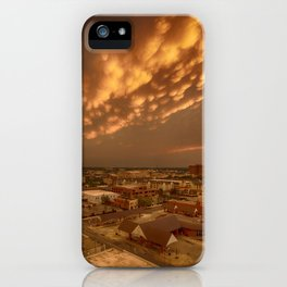 ITS A SIGN iPhone Case