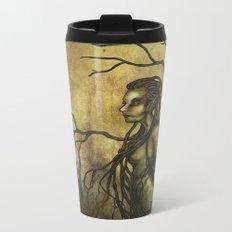 Dark Dryad Metal Travel Mug