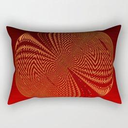 BRASS DRAGON Rectangular Pillow