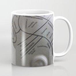 Phrenology | A Picture of Good Health circa 1881 Coffee Mug
