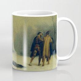 "Jean-Léon Gérôme ""The Duel After the Masquerade"" Coffee Mug"
