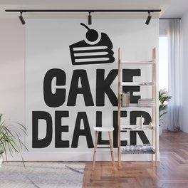 Cake Dealer Wall Mural