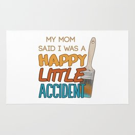 Happy Little Accident Rug