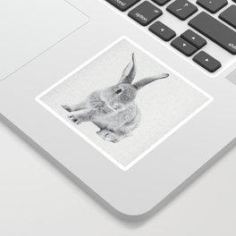 Rabbit 25 Sticker