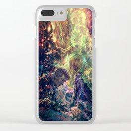 Like a fairytale Clear iPhone Case