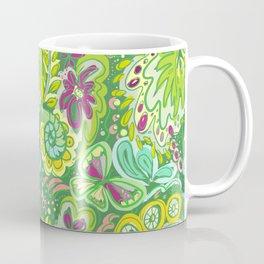 FowerPower green Coffee Mug