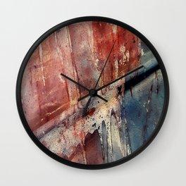 Echine de vie Wall Clock