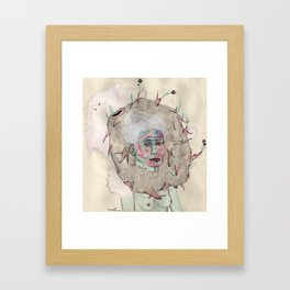 Nudo Framed Art Print
