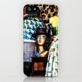 Vintage Fashion iPhone Case