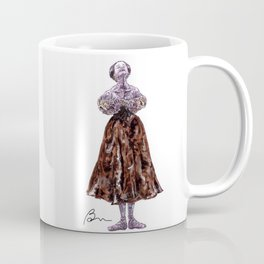 Marianela Nunez as Tatiana in Onegin Coffee Mug