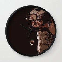Eddie Redmayne 11 Wall Clock