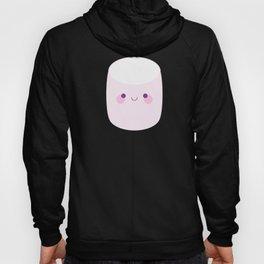 Cute pink marshmallows Hoody