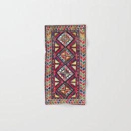 Shirvan East Caucasus Rug Print Hand & Bath Towel
