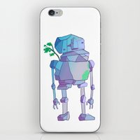 giants iPhone & iPod Skins featuring Stone Giants by Emily Joan Campbell