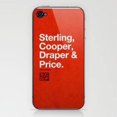 Mad Men | Sterling, Cooper, Draper & Price iPhone & iPod Skin