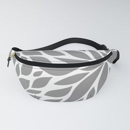 Bloom - Gray Fanny Pack