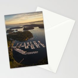 Roche Harbor Stationery Cards