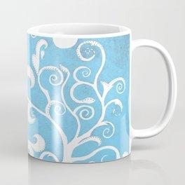 Fina Blue Coffee Mug