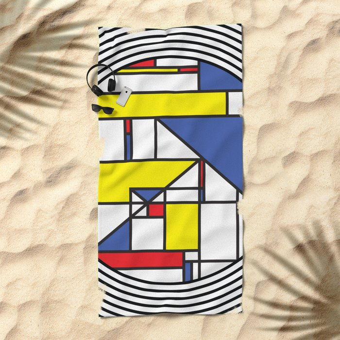 Getz Beach Towel