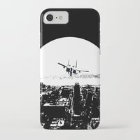 airplane iPhone & iPod Cases featuring airplane by Anand Brai