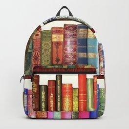 Jane Austen Vintage Book collection Backpack