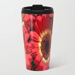 Floral Dreams Travel Mug