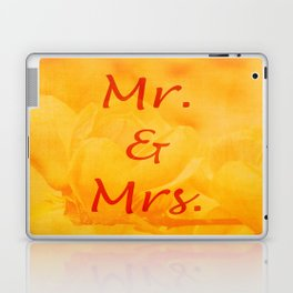 Mr. and Mrs. Laptop & iPad Skin