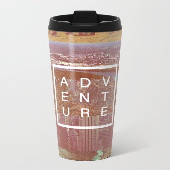 Adventure Metal Travel Mug