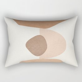 Balancing Elements II Rectangular Pillow