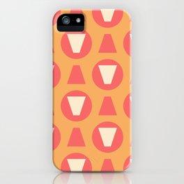 Hallow Pattern iPhone Case