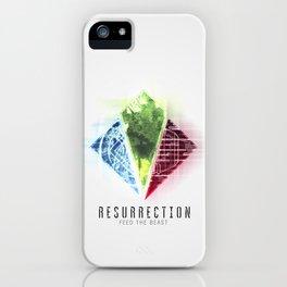 Resurrection iPhone Case