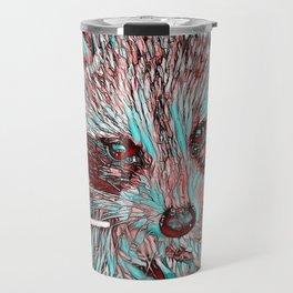 ColorMix Raccoon Travel Mug