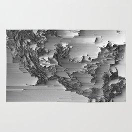 Japanese Glitch Art No.3 Rug