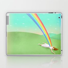 Can you support your dreams? Laptop & iPad Skin