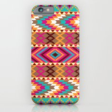 Colorful Tribal Pattern iPhone 6s Slim Case