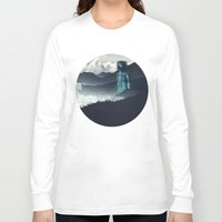 attack on titan Long Sleeve T-shirts featuring Titan by ketizoloto